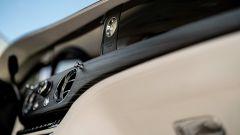 Rolls-Royce Ghost: un particolare della plancia