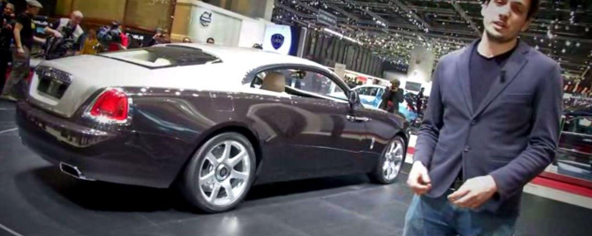 Salone di Ginevra 2013: Rolls Royce