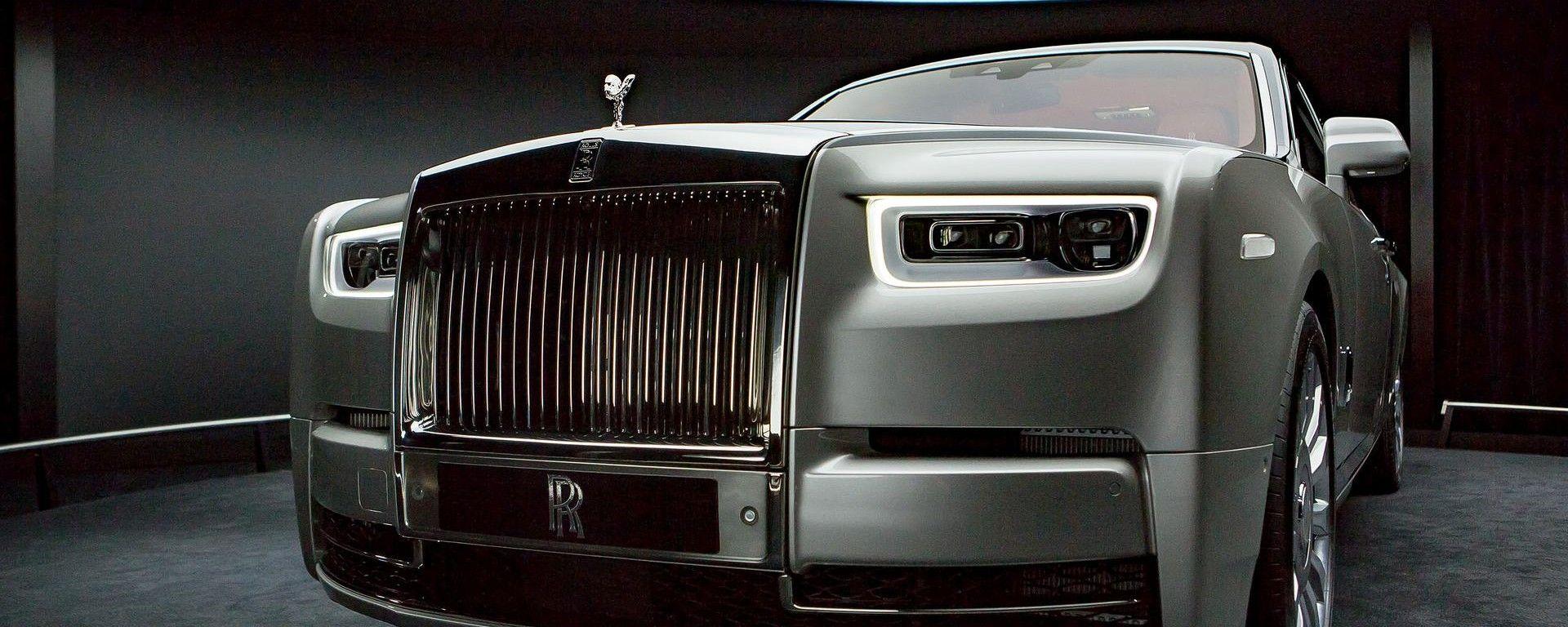 Rolls-Royce Phantom 2018, il classico contemporaneo