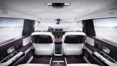 Rolls-Royce Phantom 2018, gli interni