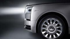 Rolls-Royce Phantom 2018, i cerchi