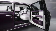 Rolls-Royce Phantom 2018, i posti posteriori