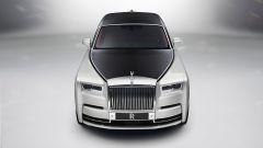 Rolls-Royce Phantom 2018, le prime immagini