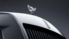 Rolls-Royce Phantom 2018, lo Spirit of Ecstasy