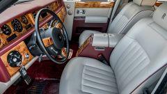 Rolls Royce Phantom, gli interni