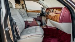 Rolls Royce Phantom, i sedili