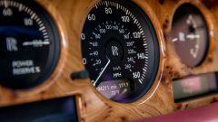 Rolls Royce Phantom, il contachilometri