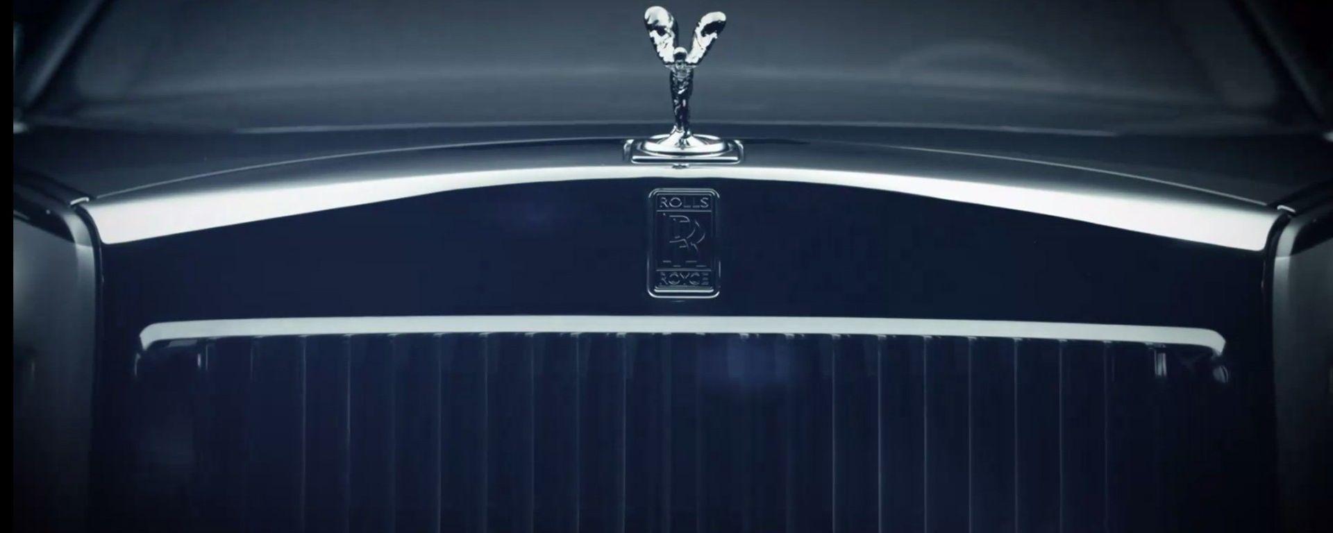 Rolls Royce Phantom: in arrivo la nuova generazione