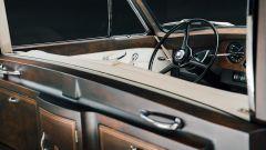 Rolls-Royce Phantom V by Lunaz Design: gli interni