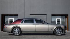 Rolls Royce Phantom vista di lato