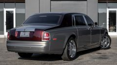 Rolls Royce Phantom vista di tre quarti