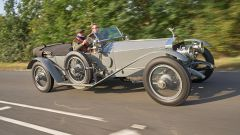 Rolls-Royce Silver Ghost 1701: Londra Edimburgo, 110 anni dopo