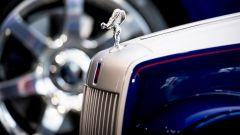 Rolls-Royce SRH: dettaglio dello Spirit of Ecstasy, il famoso ornamento delle auto inglesi