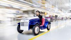 Rolls-Royce SRH: la velocità massima è di 10 miglia l'ora, ossia 16 km/h