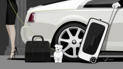 Rolls-Royce: un set di valigie da 29.000 euro per la Wraith - Immagine: 9