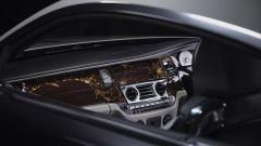 Rolls-Royce Wraith Eagle VIII: dettaglio inserti in oro