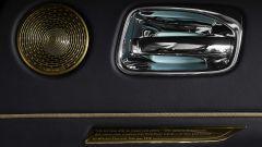 Rolls-Royce Wraith Eagle VIII: dettaglio targa commemorativa