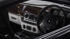 Rolls-Royce Wraith Eagle VIII: la plancia