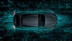 Rolls Royce Wraith Kryptos, dall'alto