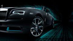 Rolls Royce Wraith Kryptos, dettaglio