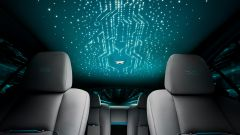 Rolls Royce Wraith Kryptos, il cielo stellato nasconde dei messaggi cifrati
