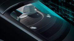 Rolls Royce Wraith Kryptos, il lunotto