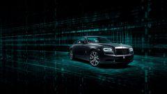 Rolls Royce Wraith Kryptos, vista 3/4 anteriore