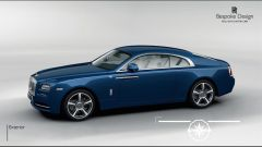 Rolls-Royce Wraith Porto Cervo - Immagine: 2