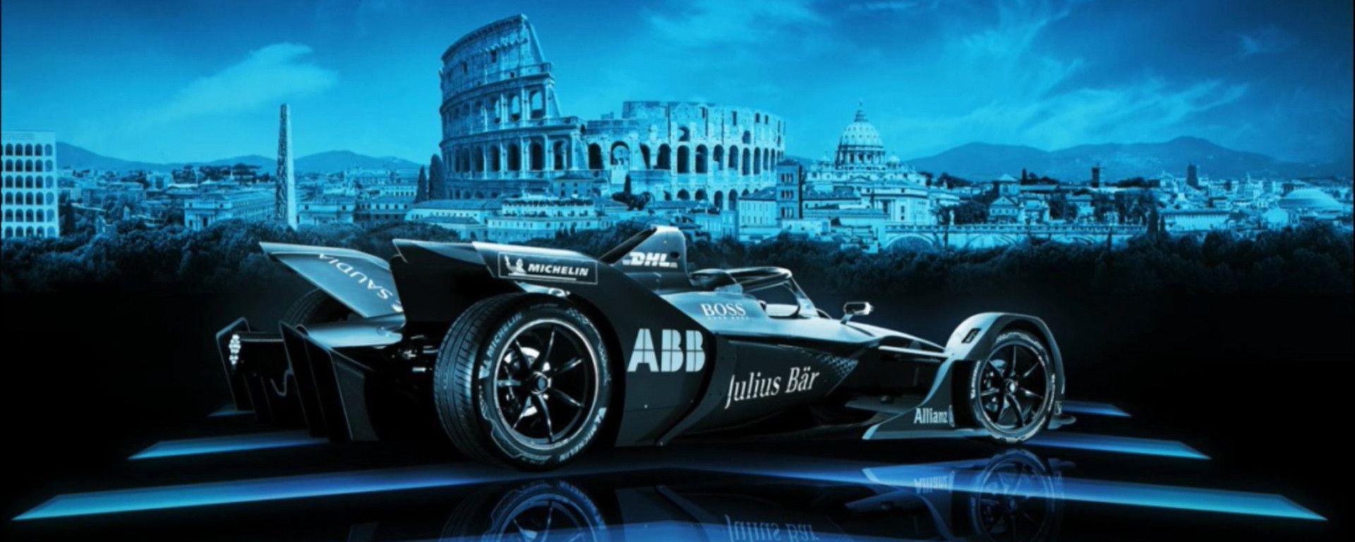 Roma E-Prix Formula E 2021