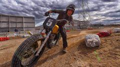Roma Motodays, la pista di dirt track