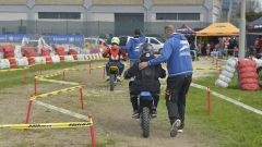 Roma Motodays, prove prodotto anche per motociclisti in erba