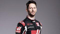 Romain Grosjean #8