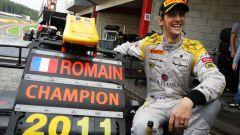 Romain Grosjean - Campione del Mondo GP2 2011