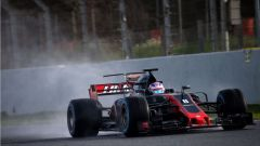 Romain Grosjean - HAAS VF-17