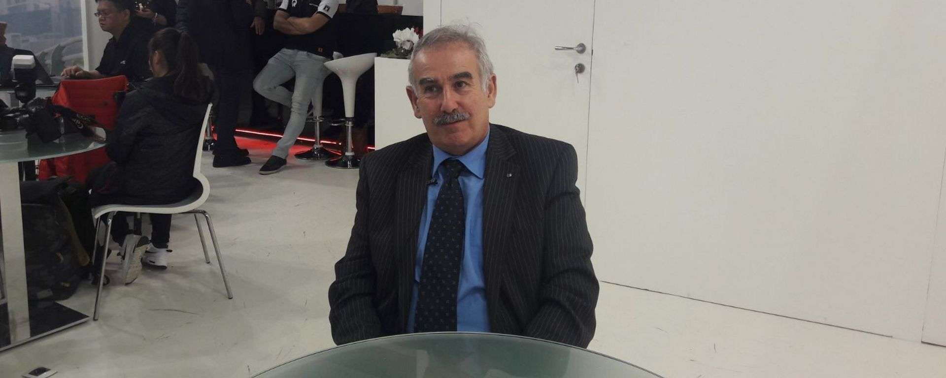 Romano Pisi, Sales & Marketing Director Sym