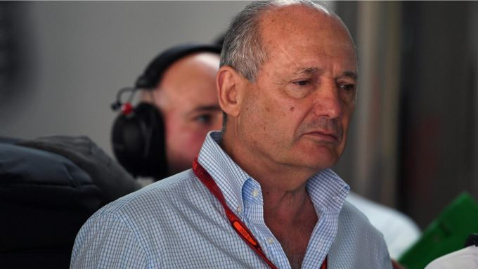 Ron Dennis - F1 GP Germania 2016