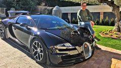 Ronaldo Cristiano Bugatti Veyron