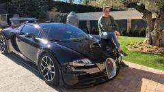 Ronaldo e la sua collezione: la Bugatti Veyron