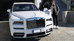 Ronaldo e la sua collezione: la Rolls Royce Cullinan