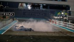 Rosberg, campione del mondo 2016 - F1 GP Abu Dhabi