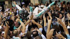 Rosberg - F1 GP Abu Dhabi