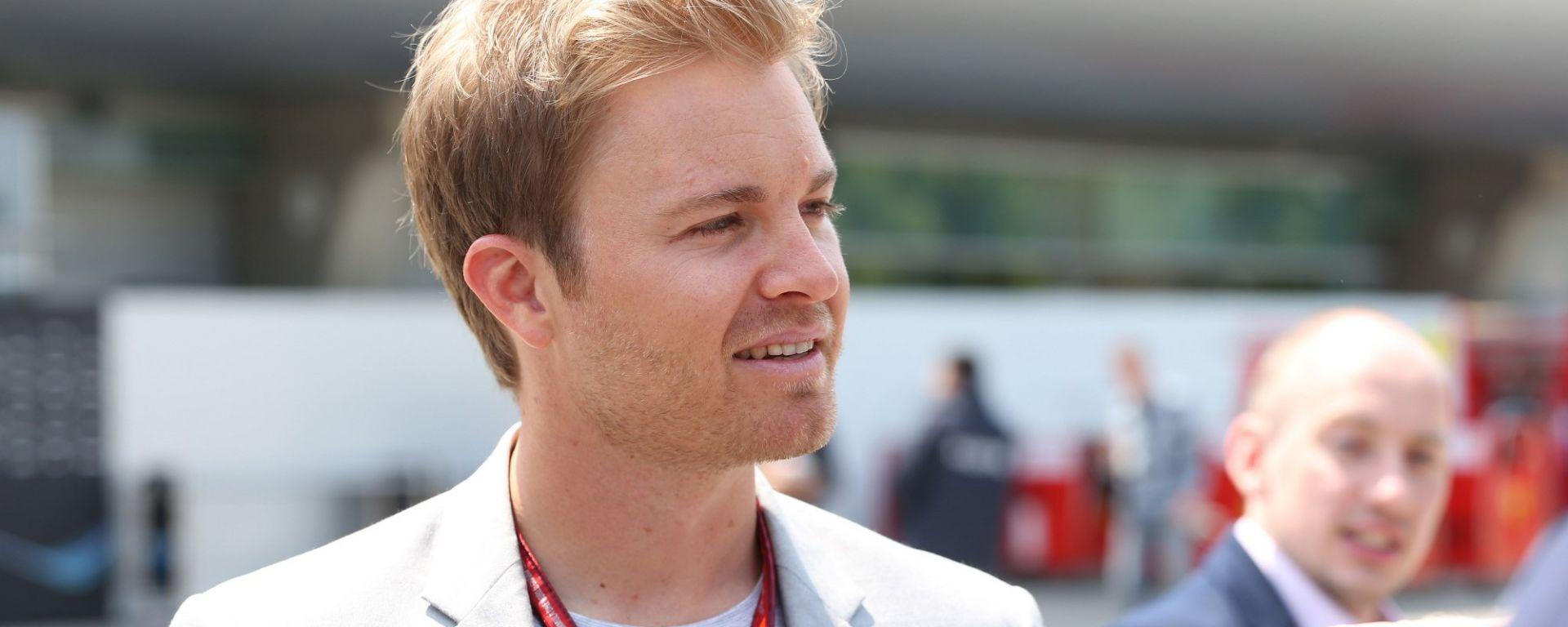 Rosberg: paddock vietato per due GP. Ma arriva la smentita