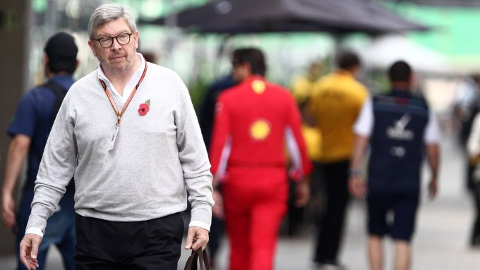 Ross Brawn (FOM, Liberty Media)