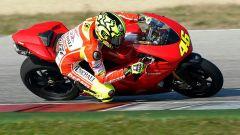 Valentino Rossi a Misano con la 1198 SBK - Immagine: 2