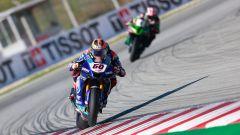 Round Superbike Barcellona: Michael Van der Mark (Yamaha)