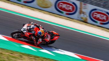 Round Superbike Misano 2021: Michael Ruben Rinaldi (Ducati)