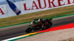 Round Superbike Teruel, Motorland Aragon, Alcaniz: Alex Lowes (Kawasaki)