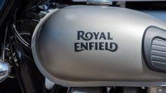 Royal Enfield 2020: il serbatoio con il logo della Casa indiana