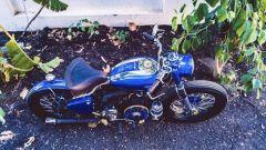 Royal Enfield Bullet 350: la moto, del 1959, monta un motore diesel da 6 CV