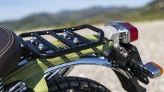 Royal Enfield Bullet Trials: il portapacchi sostituisce la sella passeggero